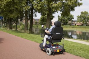 5 Benefits of Mobility Scooters